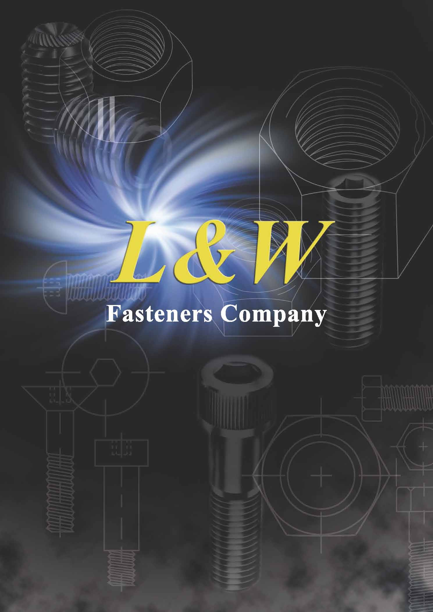 L & W FASTENERS COMPANY_Online Catalogues