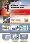 China Fastener World Magazine Feb. 2021 Issue