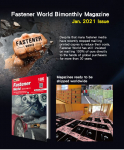 Fastener World Magazine (Jan. 2021 issue)