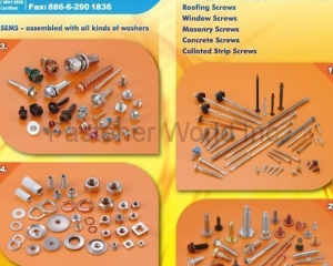 fastener-world(ABS METAL INDUSTRY CORP.  )