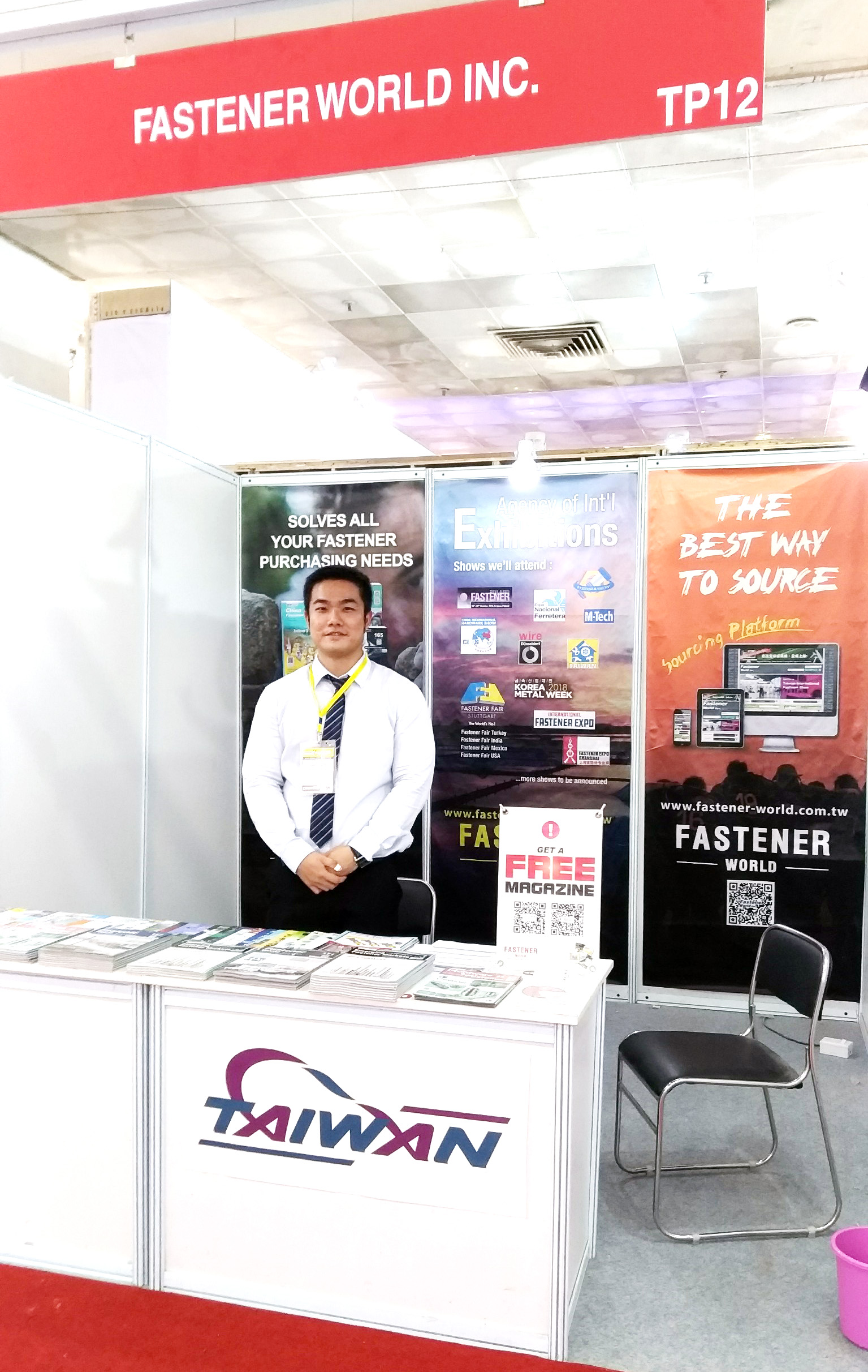 Hand Tools Expo & Fastener Expo